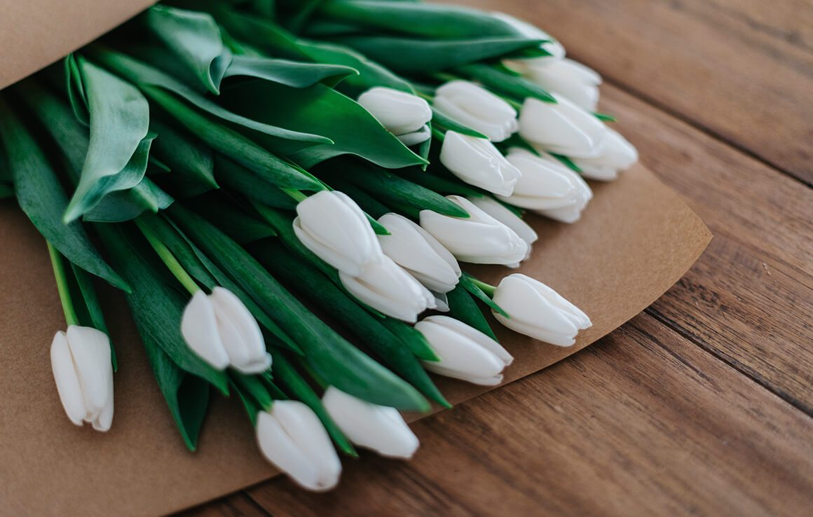 What Is the Meaning of White Tulips?